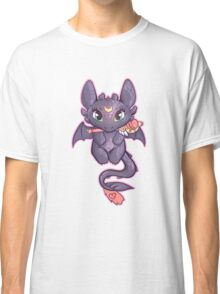 Sailor Toothless (Sticker Version) Classic T-Shirt