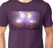 Straight Outta Manchester. Unisex T-Shirt