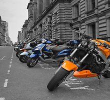 Bikes - take 2 by Stevie B