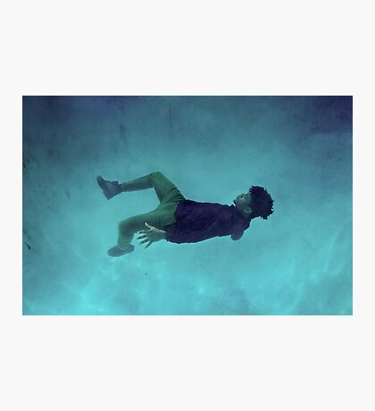 """Mick Jenkins """"The Water[s]"""" Photographic Print"""