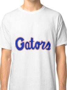 GATORS Script Classic T-Shirt