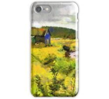 Black Duck Cove iPhone Case/Skin