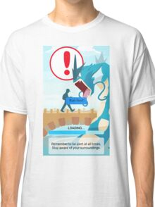 WARNING!!! Classic T-Shirt
