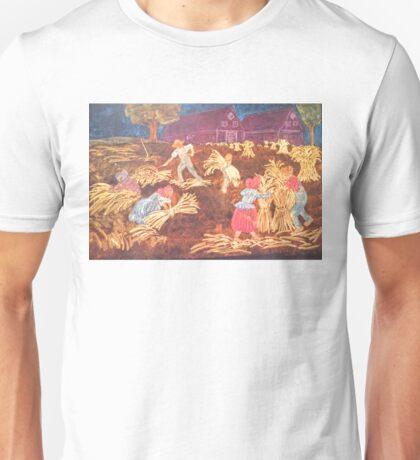 Gathering the Harvest Unisex T-Shirt
