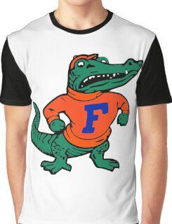 Florida Gators Mascot Graphic T-Shirt