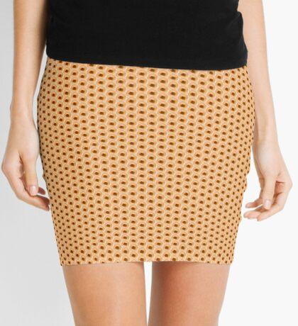 Orange Vanilla Mini Skirt