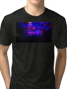 Straight Outta Manchester Tri-blend T-Shirt