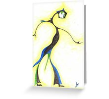 Moon Dancer Greeting Card