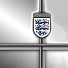 England Football / Soccer crome edition by ALIANATOR