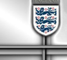 England Football / Soccer crome edition Sticker