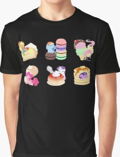 Ponies x Sweets Graphic T-Shirt