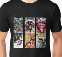 Wolverine Comics Unisex T-Shirt