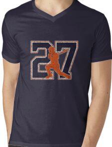 27 - Gigante (vintage) Mens V-Neck T-Shirt