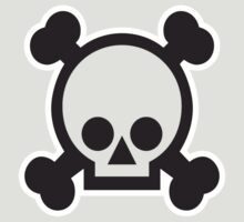 Cute Skull by Tuckski
