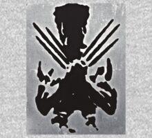 Wolverine Silhouette  T-Shirt