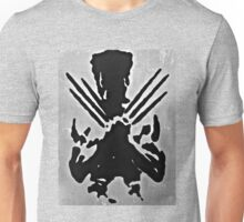 Wolverine Silhouette  Unisex T-Shirt