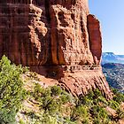 Cathedral Rock - East side by eegibson