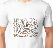 vintage tools.good old days Unisex T-Shirt