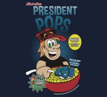 President Pops (Pete and Pete parody) by PeterParkerPA