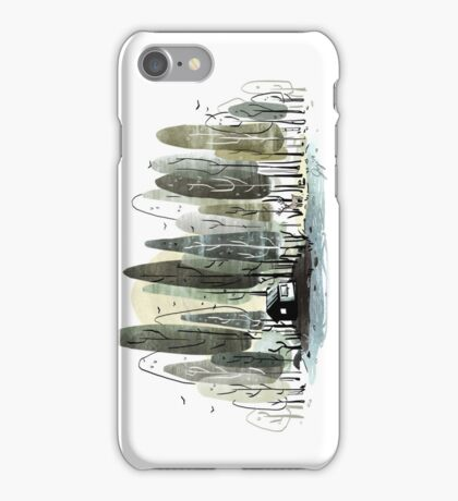 Walden iPhone Case/Skin