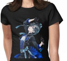 Black Butler-Ciel Phantomhive Womens Fitted T-Shirt