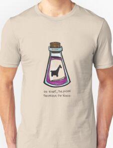 The Poison for Kuzco Unisex T-Shirt