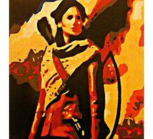 Katniss Everdeen from The Hunger Games Photographic Print