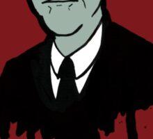 Undead Author Sticker