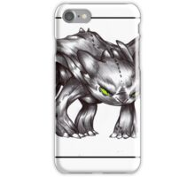 HTTYD - Angry Toothless iPhone Case/Skin