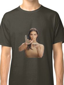 Kim Kardashian Money Classic T-Shirt