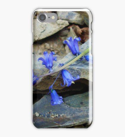 Bluebell Slate iPhone Case/Skin