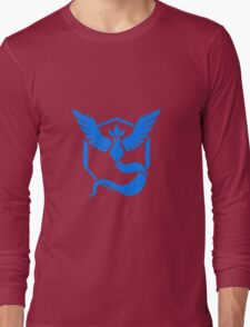 TEAM BLUE POKEMON GO Long Sleeve T-Shirt