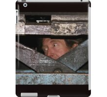 The (Garage) Mechanic iPad Case/Skin