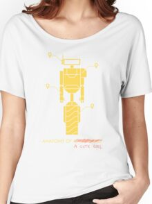 Abridged Anatomy of a... Women's Relaxed Fit T-Shirt