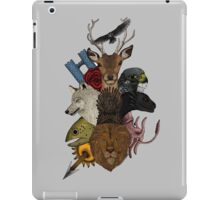 Game of Thrones (houses) iPad Case/Skin