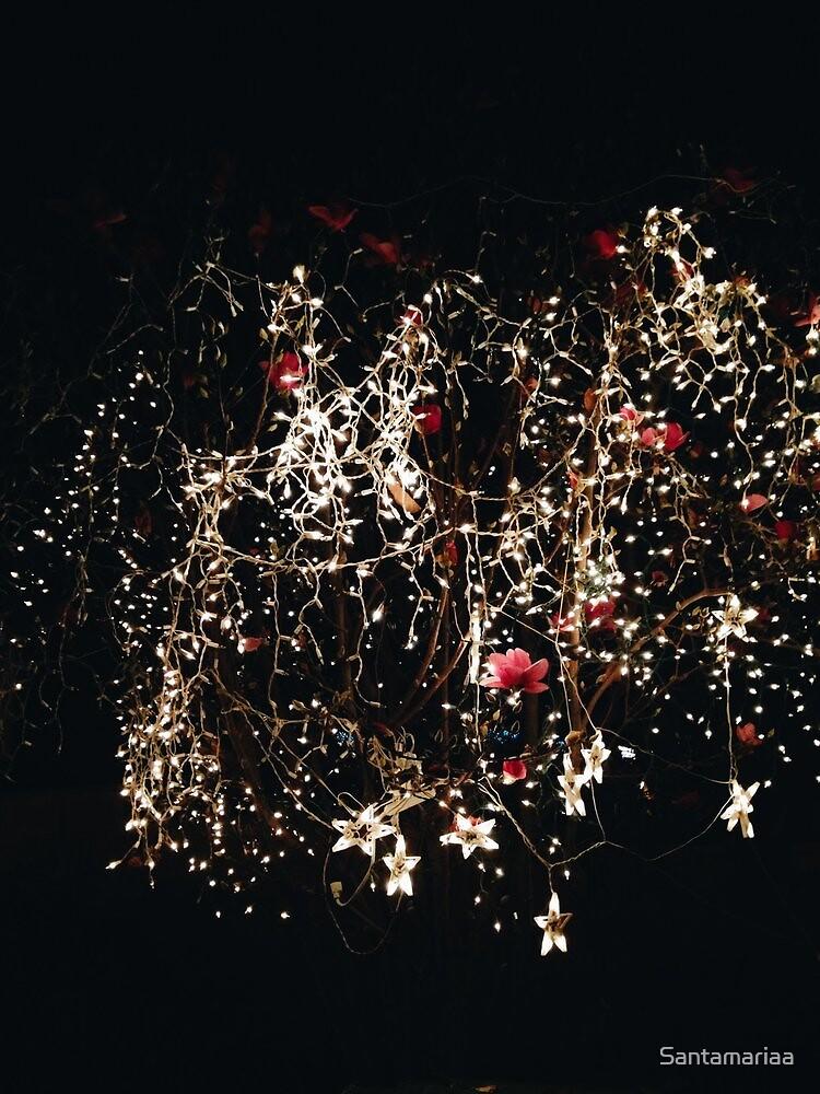 Christmas by Santamariaa