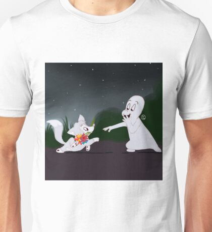 Casper and Ferdie Unisex T-Shirt