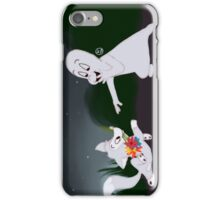 Casper and Ferdie iPhone Case/Skin