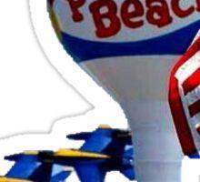 Pensacola Beach Blue Angels Sticker