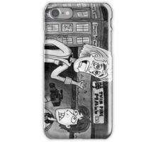 Back To WHOS Future iPhone Case/Skin