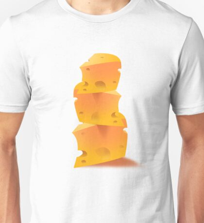 Stack Chesee Unisex T-Shirt