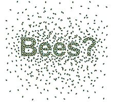 Bees? Photographic Print