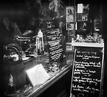 The Bicycle Shop by AliceSnaps