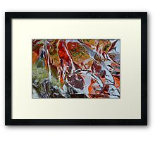 Abstract 8 Framed Print