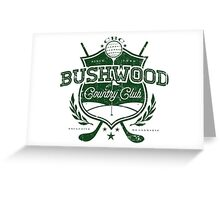 Bushwood Country Club Greeting Card