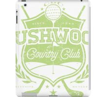 Bushwood Country Club iPad Case/Skin
