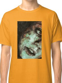 Chase My Blue Away: Rust Classic T-Shirt