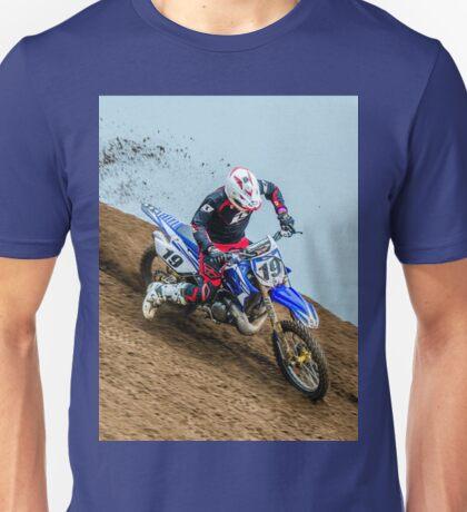 Motorcross Art Unisex T-Shirt