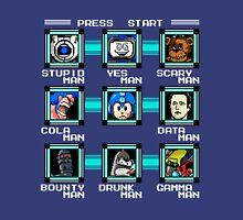Megaman Multiverse Unisex T-Shirt