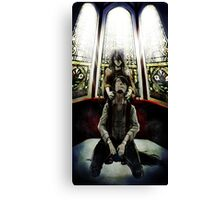 Past and New Present Canvas Print